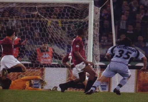 Le Partite Decisive Della Serie A Stagione 2000 2001 Juventus Roma 2 2 Il Regista Arretrato